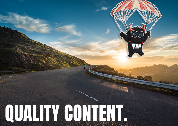 Why quality content is important for SEO