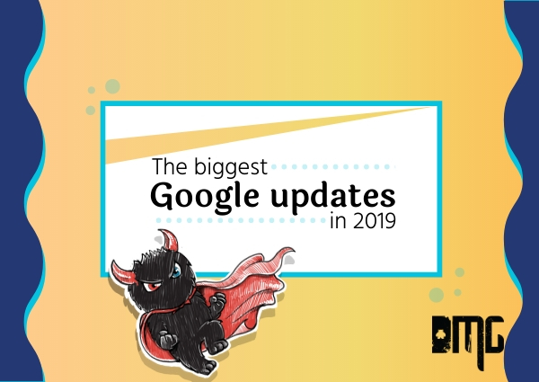 The biggest Google updates in 2019