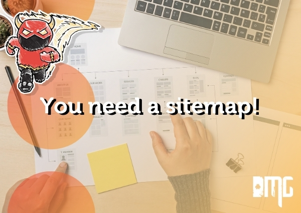 Website redesign and development: You need a sitemap