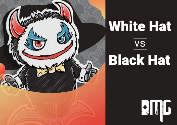 White hat versus black hat seo