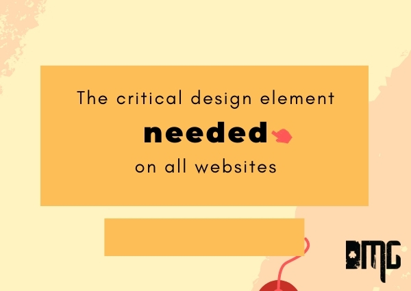 Website accessibility: The critical design element needed on all websites