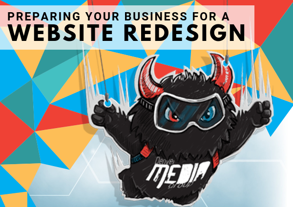 How to prepare for a website redesign