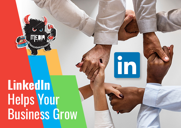 LinkedIn Helps Your Business Grow