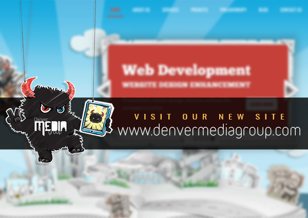 PRESS RELEASE - DENVER MEDIA GROUP WEBSITE LAUNCH
