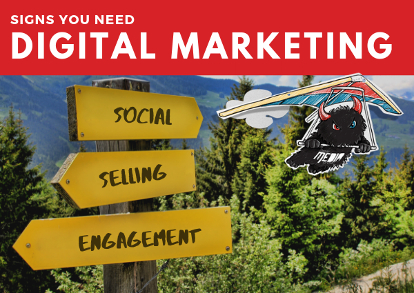 Signs you need a Denver digital marketing agency - Pt. 2