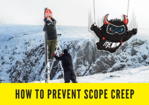 How to prevent scope creep.