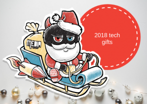Most popular tech gifts of 2018