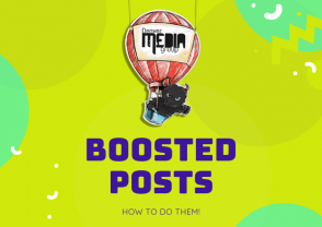 Boosting Posts. Ask a Denver social media marketing agency.