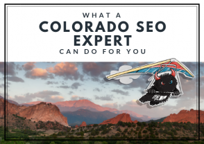 What a Colorado Springs SEO expert can do for you