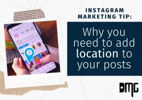 Instagram Marketing Tip: Why you need to add location to your posts