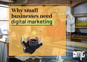 Why small businesses need digital marketing