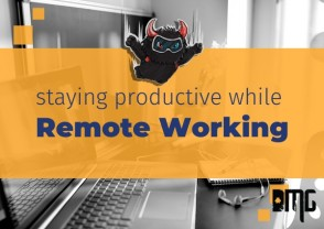 10 tips to staying productive while remote working
