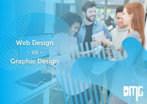 Web design vs graphic design: What is the difference?