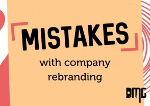UPDATED: Mistakes with company rebranding