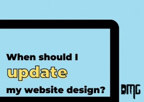 UPDATED: When should I update my website design?
