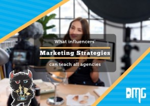 What influencers' marketing strategies can teach all agencies