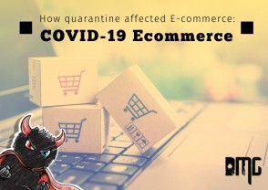 How quarantine affected E-commerce: COVID-19 Ecommerce