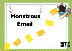 Email marketing: Monstrous Email