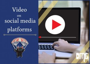 Video on social media platforms