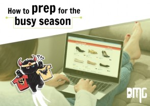 How to prep for the busy season