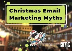 UPDATED: Christmas email marketing myths