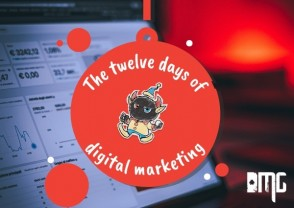 The twelve days of digital marketing