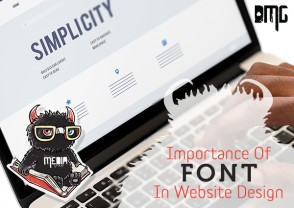 The Importance Of Font In Website Design