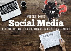 Where Does Social Media Fit Into The Traditional Marketing Mix?