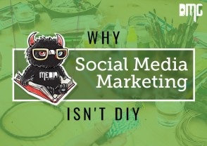 Why Social Media Marketing Isn't DIY
