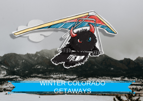 Popular Colorado winter getaways