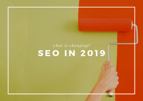 How SEO is already changing in 2019