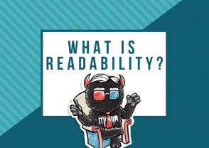 What is readability?