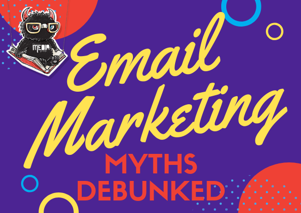 Four Myths about email marketing Denver businesses need to know!