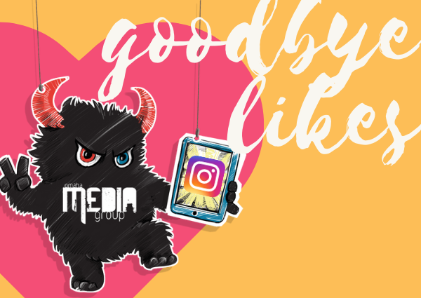 Goodbye Instagram 'Likes'?